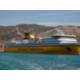Départ depuis Toulon des Corsica et Sardinia Ferries