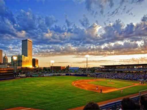 Oneok Field Home of the Drillers