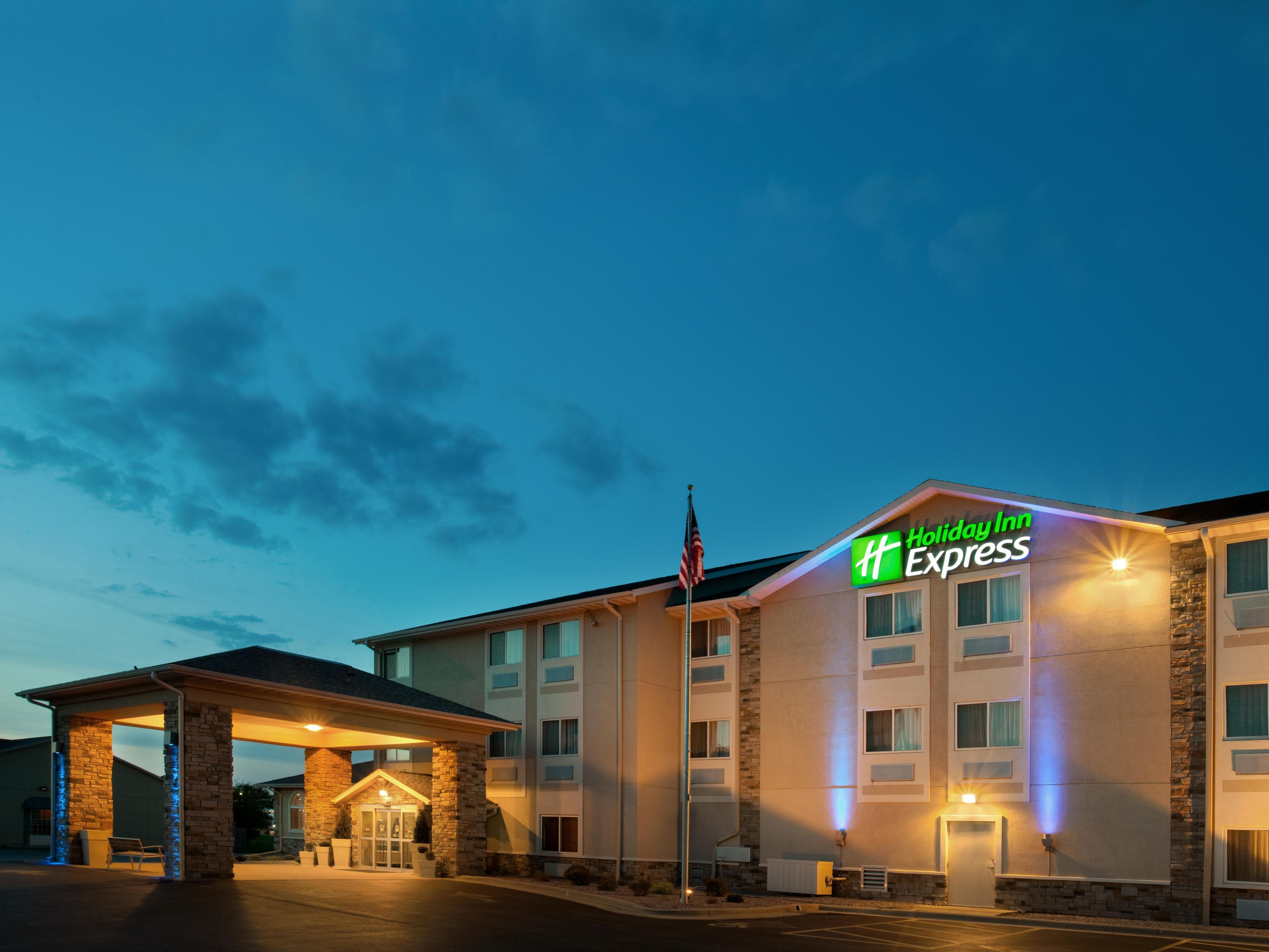 Holiday Inn Express Tuscola Hotel In Tuscola By Ihg