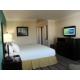 킹 사이즈 침대 객실