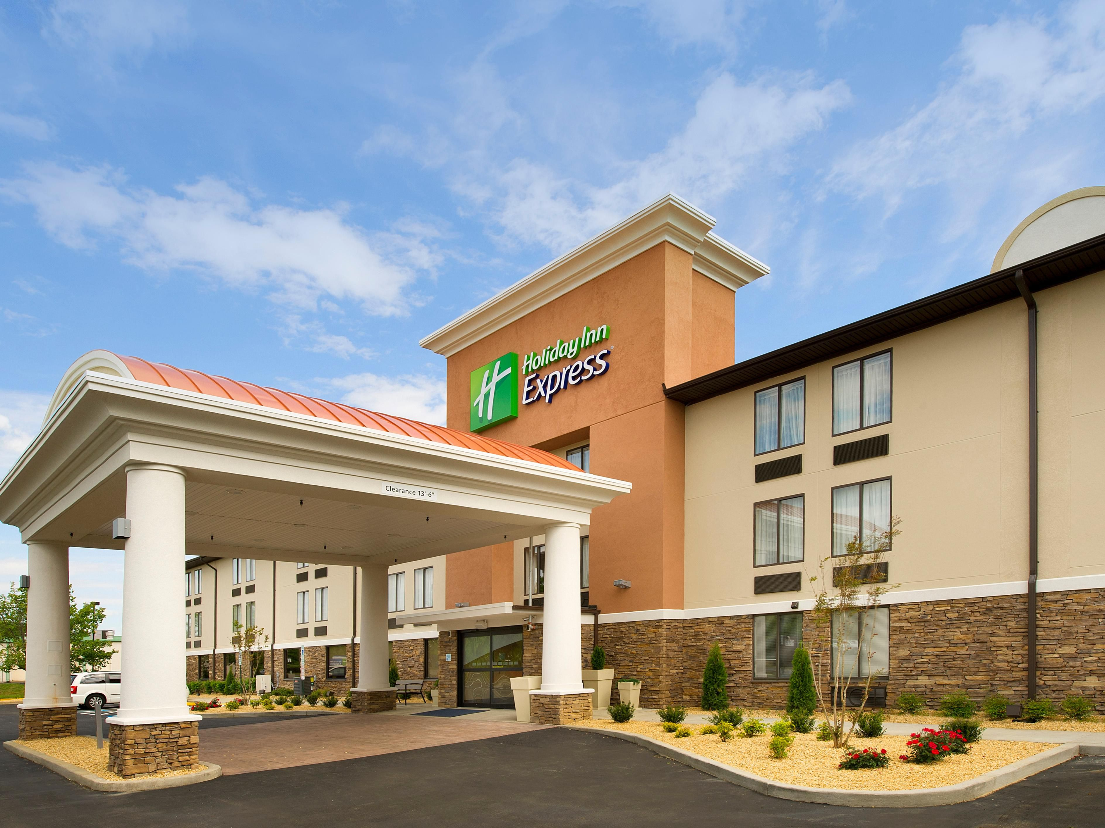 Welcome to the Holiday Inn Express Waldorf!