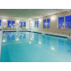 Our indoor pool is open until 10:00 pm