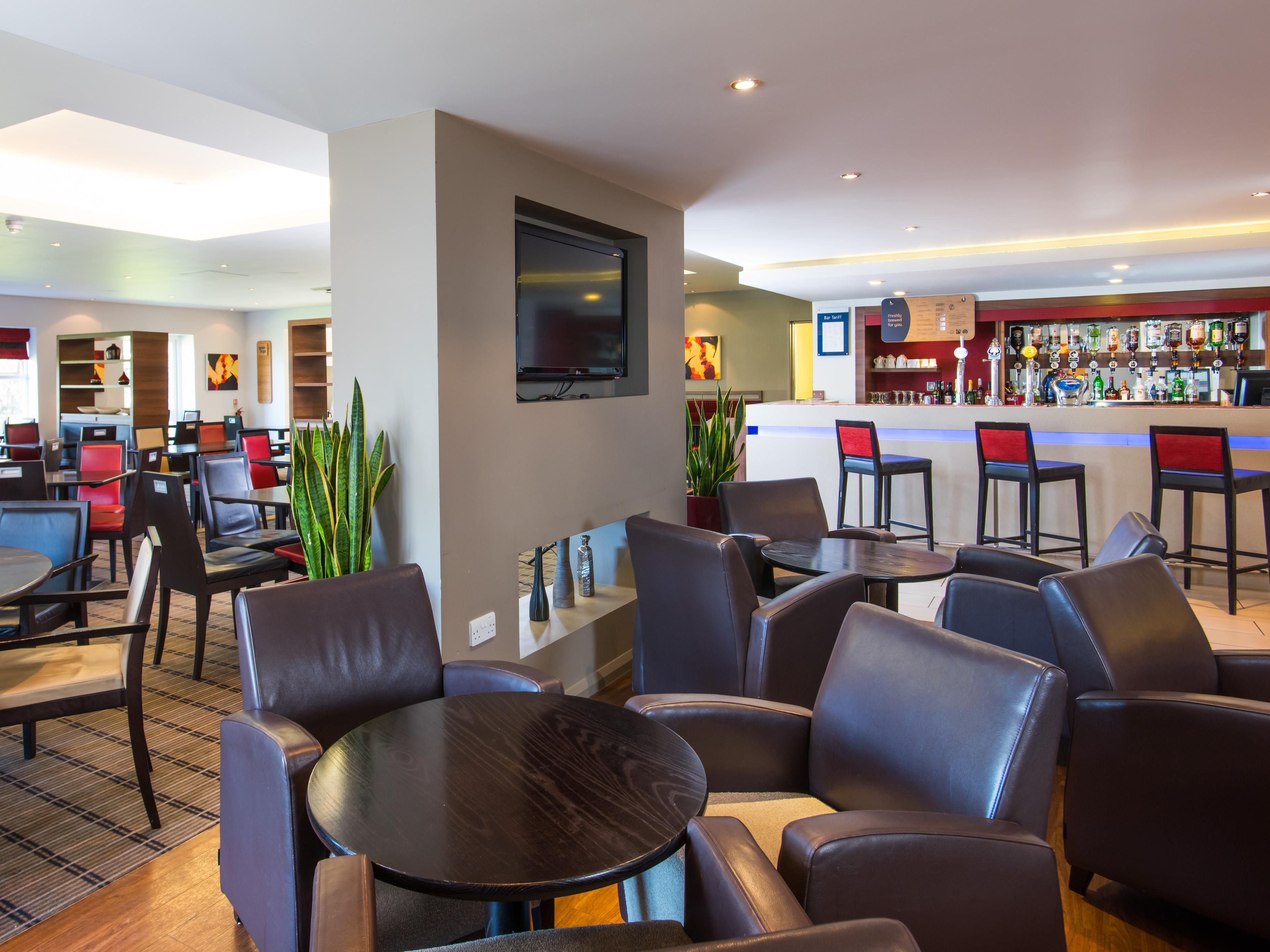 Catch up with the latest news in our homely Great Room