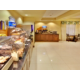 Enjoy fresh pancakes at the Holiday Inn Express Waterloo!
