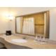 Enjoy Bath and Body Works shower amenities.