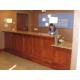 Front Desk Reception Holiday Inn Express-West Sacramento