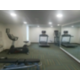 Treadmill, stairstepper and a cycle machine are all in top shape!