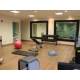 Our large fitness room will allow you plenty of area to work out!