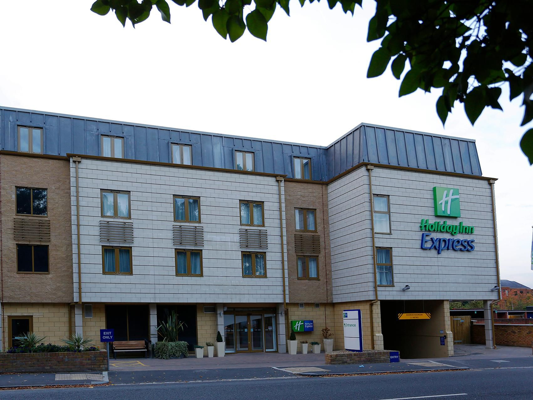 Hotel Near Town Centre Holiday Inn Express Windsor