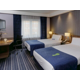 Twin Bedded Room at the Holiday Inn Express Windsor
