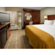 One Double Bed Guest Rooms enjoy free WiFi, mini-fridge & Keurig