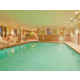 Holiday Inn Express Woodland Indoor Swimming Pool