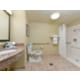 Sacramento Airport Holiday Inn Express Woodland Guest Bathroom