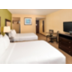 Sacramento Airport Holiday Inn Express Woodland Double Bed Room