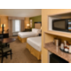 Sacramento Airport Holiday Inn Express Woodland Double Queen Room