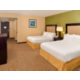 Sacramento Airport Holiday Inn Express Woodland Double Queen Bed