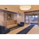 Holiday Inn Express Woodland Hotel Lobby
