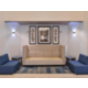 Sacramento Airport Holiday Inn Express Woodland Hotel Lobby