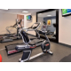 Fully Equipped Cardio Fitness Center