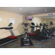 Stay fit using our 24-hour Fitness Center