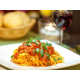 Try a delicious Spaghetti Napoli from our Evening Menu