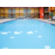 Swimming Pool with Pool Lift