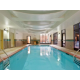 Indoor Swimming Pool with Sun Patio