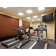 Fitness Center with Military Protocol Settings