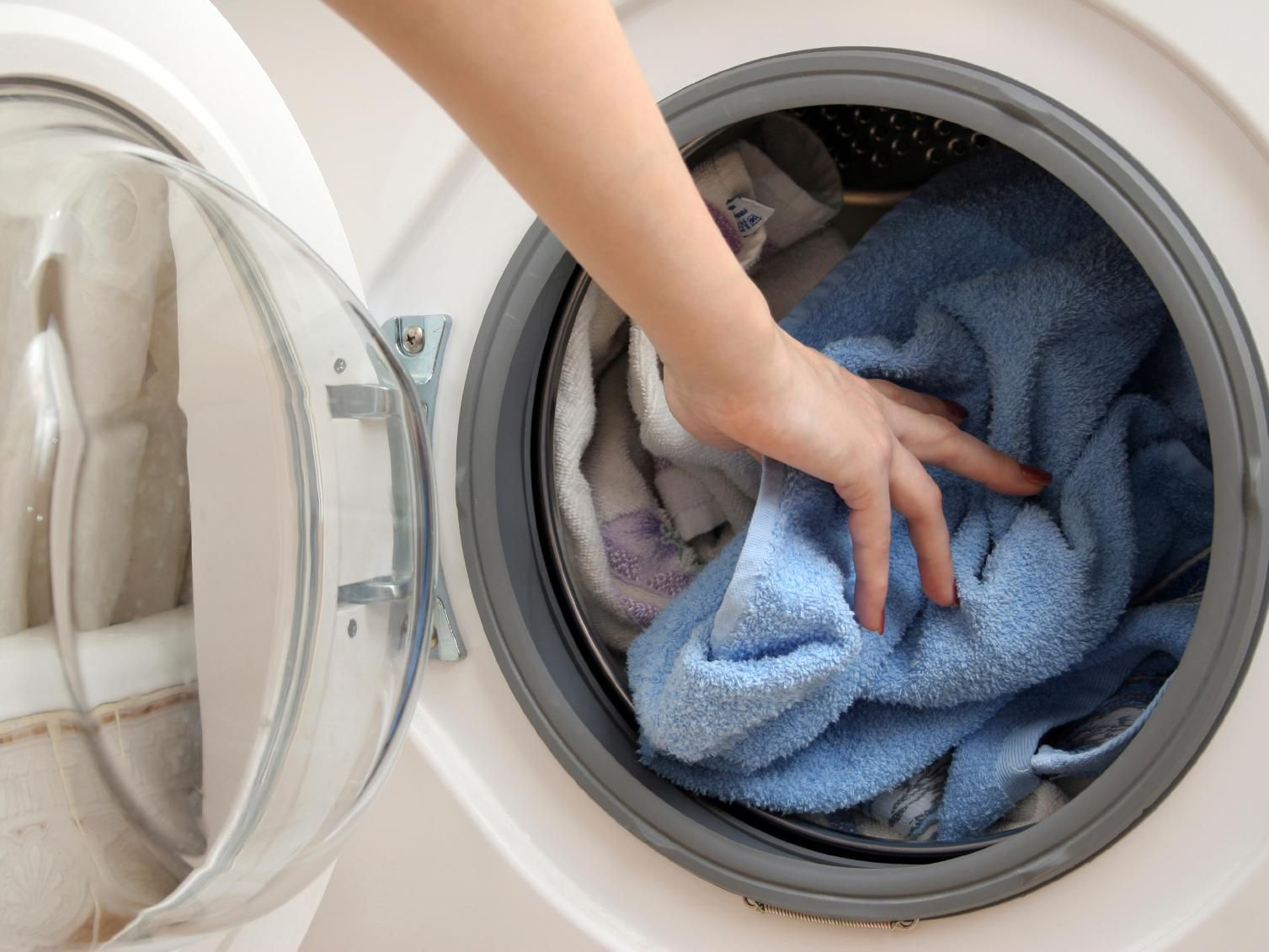 Self Serve Guest Laundry Service Available