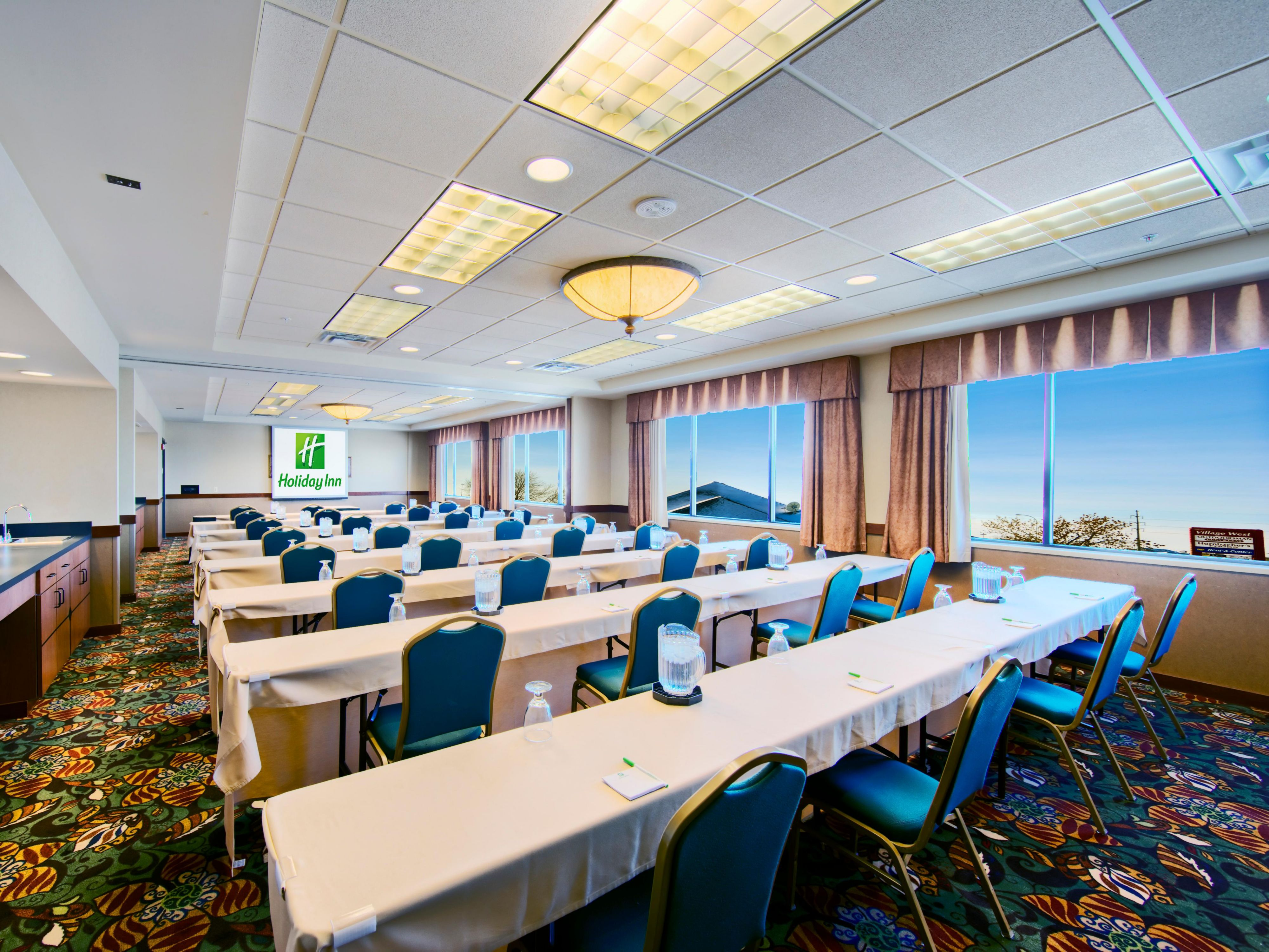 Great meeting space for your company.