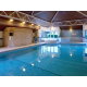 Indoor heated 10m swimming pool