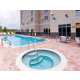Holiday Inn Airport at Gulf Coast Town Center Whirlpool
