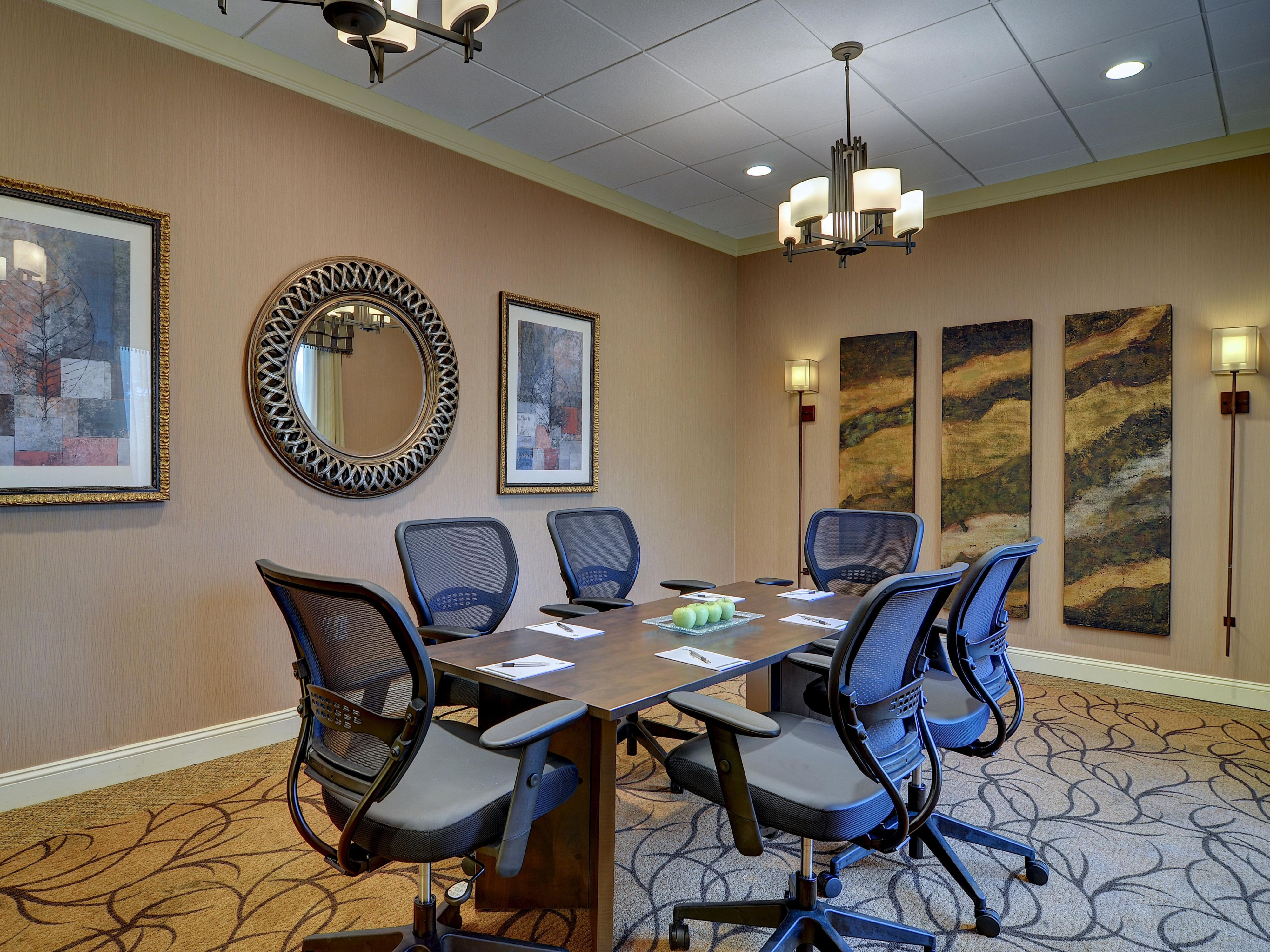 Hold your next Board Meeting at the Holiday Inn Gaithersburg.