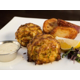Harvest Plates & Pints menu item, Crab Cakes