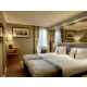 Twin room with air conditioning, 40 inch TV with BT Sport