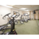 Fitness center offers a variety of equipment to suit your needs