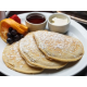 Pancakes served at the Holiday Inn New Orleans Westbank
