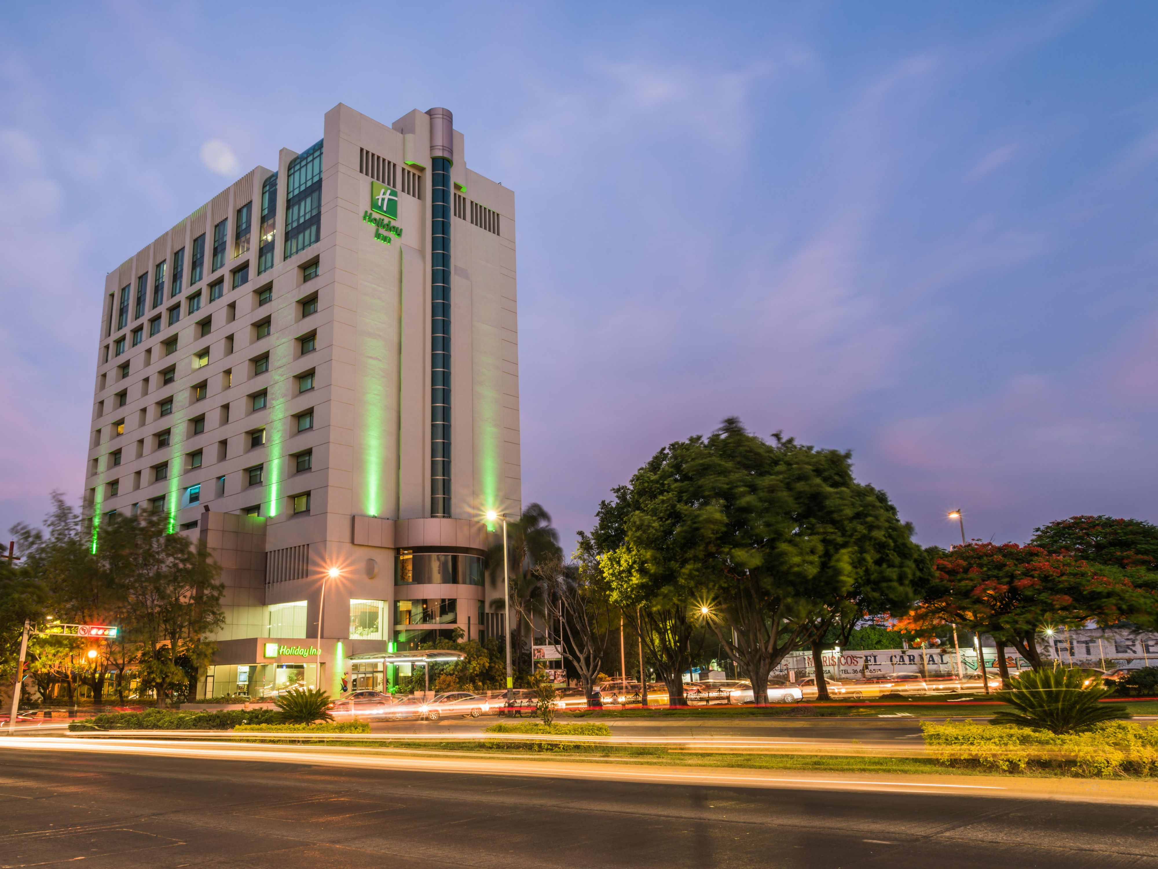 Holiday Inn Guadalajara Select Hotel Ihg