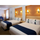 Junior Suite, 2 Double Bed Executive Room