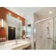 Standard room with bright Bathroom