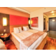 Executive Rooms are located on the top floor