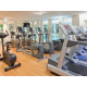 Complimentary use of Gym for Hotel Guests