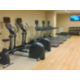 Stay healthy in our onsite fitness center.