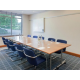 Boardroom style for 10 delegates in the Bradenham
