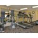 Fitness Center in Holiday Inn Hinton