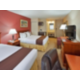 Double Bed Guest Room in Holiday Inn Hinton