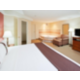 One King Bed Jacuzzi Suite in Holiday Inn Hinton