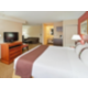 One King Suite Room With Sofa Pull Out Bed in Holiday Inn Hinton