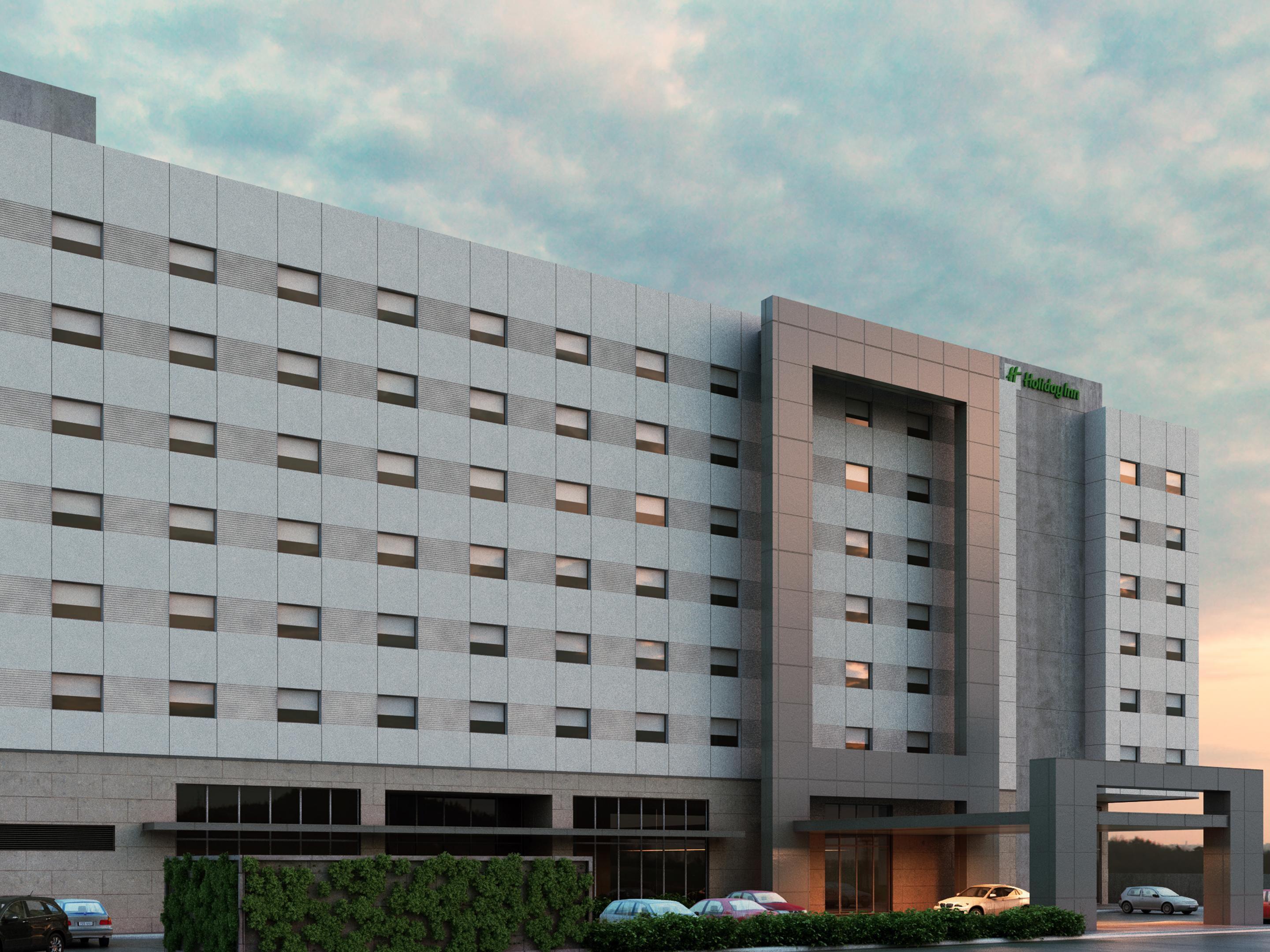 Holiday Inn Hotel   Suites Aguascalientes Hotel by IHG d2a9c089b24