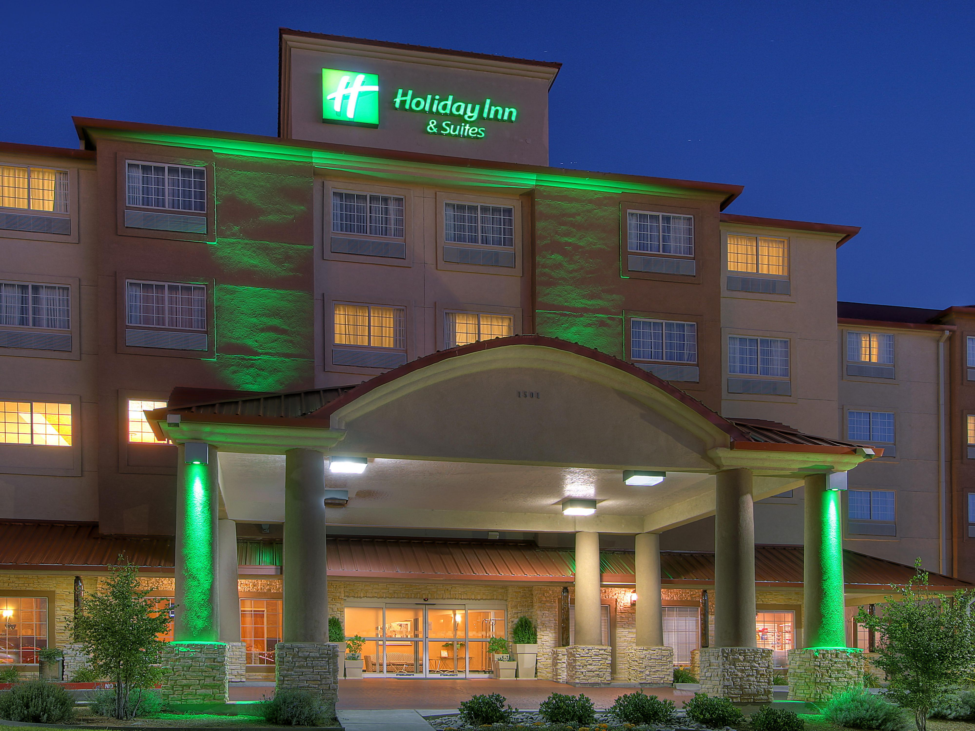 Albuquerque Holiday Inn & Suites Valley View Rooms